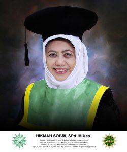 Hikmah Sobri, S.Pd., M.Kes.