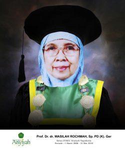 Prof. Dr. dr. Wasilah Rochmah, Sp. PD (K). Ger.