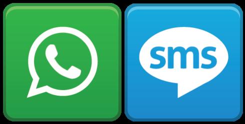 WA/SMS