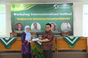 workshop world class university