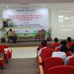 Kuliah Umum Perbankan Syariah di UNISA