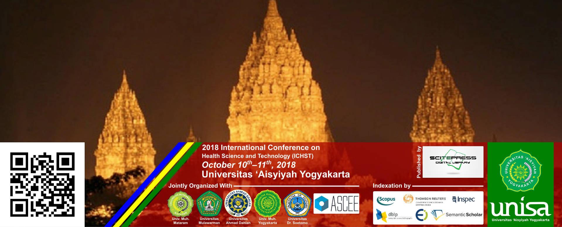 Ichst 2018 Unisa Yogyakarta