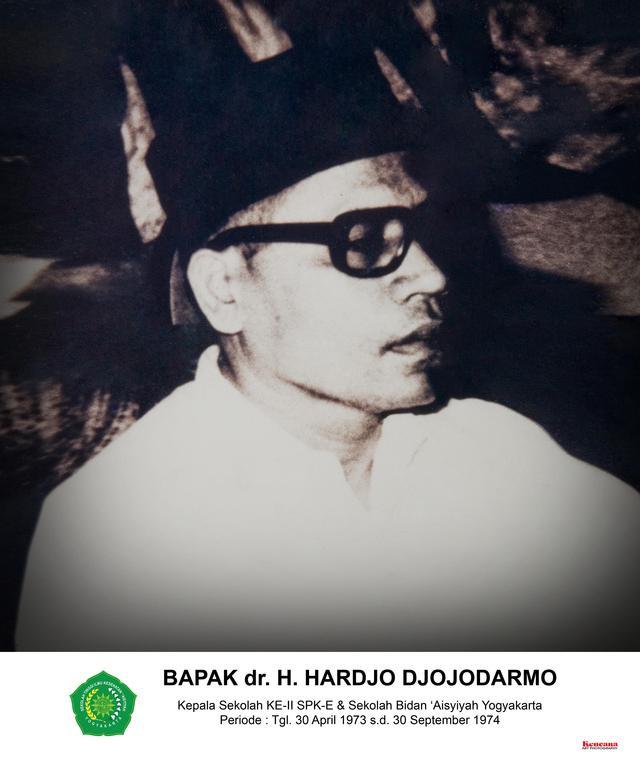 dr. H. Hardjo Djojodarmo
